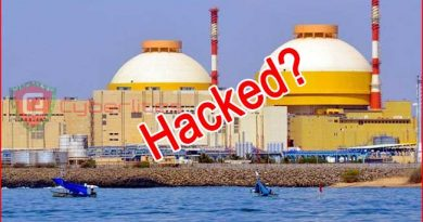 kudankulam nuclear power plant hacked