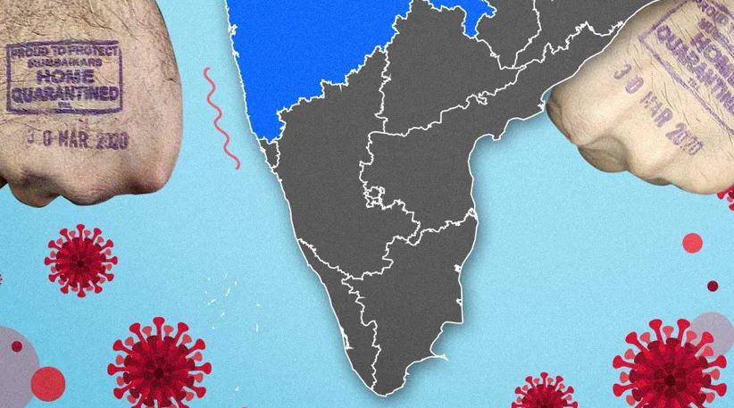 Corona virus latest update india